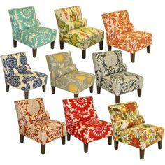 Target Slipper chairs