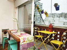 Decoración | Grandes ideas - espacios chicos | Dos ambientes para vivir y trabajar | Utilisima.com