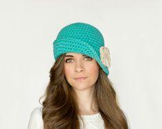 Charleston Cloche Hat Crochet Pattern