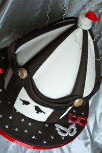 Night Circus Cake!
