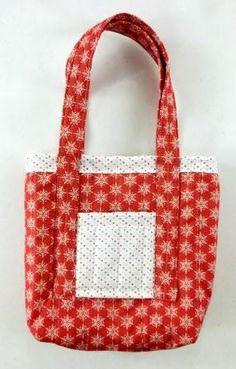 Stampin Up Medium Fabric Tote Bag.