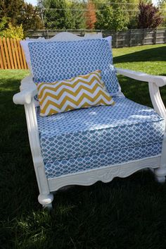 neat chair makeover