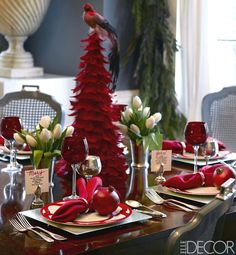 Holiday Decorating Secrets From the Pros...add fruit!
