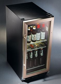 Beer tastes better and stays cold twice as long as beer chilled in a regular refrigerator.