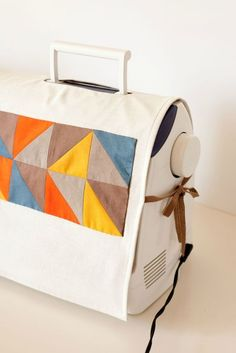 sewing machine cover (tutorial)