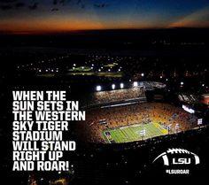 Death Valley LSU Football