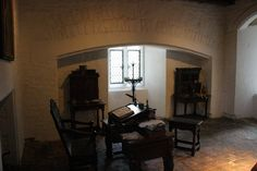 Anne Boleyn's chamber at the Tower of London