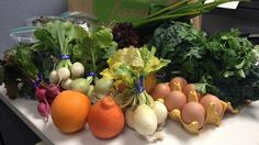 Farm Basket Challenge Week 1:  Republic dining reporter Jennifer McClellan finds out what really happens when you sign up for a CSA (Community Supported Agriculture)  program.