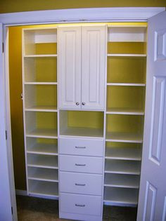 Closets, Home Remodeling, Storage