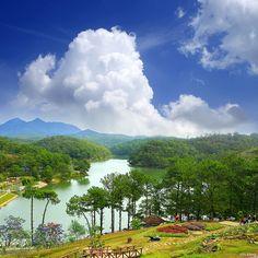 Dalat (Vietnam).