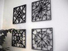 Paper Towel Roll - Wrought Iron Art