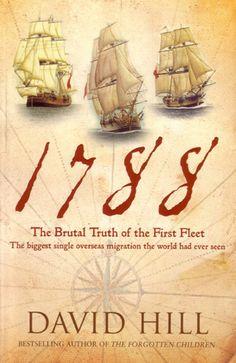 1788 First Fleet (convict ships)