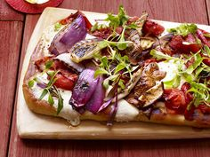 Grilled Pizza ... yes!!!!