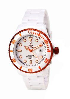 Unisex Fluo Watch