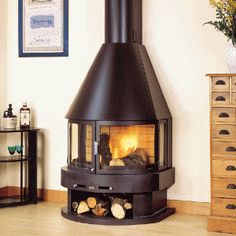 Unique fireplace designs on pinterest fireplace design for Garden rooms rocal