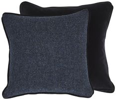 Camilla Scatter Cushion 45x45cm, Bilberry & Swallow | Neptune