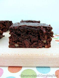 Jillian Michaels' Low Calorie (86!) Brownies