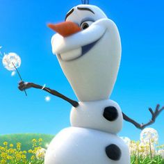 Frozen Clip 'Summer' with Olaf the Snowman