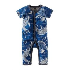 I love the unique print of this jumper. Perfect for my baby boy!  #TeaSummer