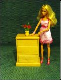Barbie Doll Furniture and Accessories | Wooden Barbie Furniture | Barbie Doll House Furniture