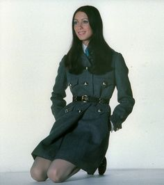 Standing at Attention for the Military Jacket, Now and Then – Vogue | Photographed by Irving Penn for Vogue, September 1, 1969.