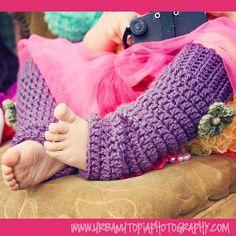 crochet baby legs!!