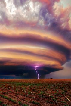 sky, thunderstorm, color, weather, beauty, earth, storm clouds, tornado, mother nature