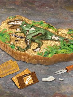 Discovery T-Rexcavator Game by Discovery Toys on Gilt.com