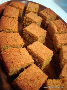 Sweet Potato Corn Bread {This recipe is Gluten, Dairy and Nut-free!}
