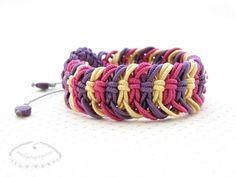 Macrama bracelet diy bracelet