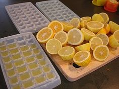 great idea...buy a bag of lemons/limes, freeze lemon juice or lime juice and zest, so it's ready to throw in a recipe when you need it.