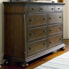 Walton Dresser in Molasses