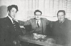 LOS TRES GRANDES DEL MURALISMO MEXICANO: DAVID ALFARO SIQUEIROS, JOSÉ CLEMENTE OROZCO Y DIEGO RIVERA