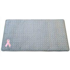 "Extra Large Entry Mat (57""X25"") Pink Ribbon: $115.00 #PintoWin @G G Bailey #PinittoWinit"