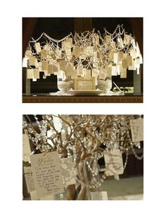 Árbol de los deseos para los novios / Best wishes tree. #wishes #wedding #bridal #bride #reception #deseos #boda #novia #banquete Pinned by www.egovolo.com Folow us on http://www.facebook.com/egovoloes
