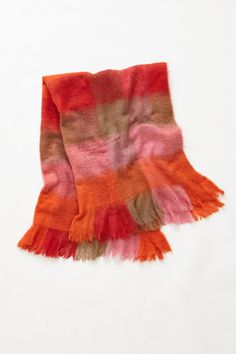 Woven Gradient Throw - anthropologie.com