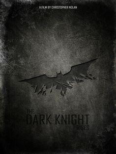 The Dark Knight Rises poster
