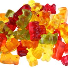 Easy Homemade Gummy Bears Recipe from Divine Desserts