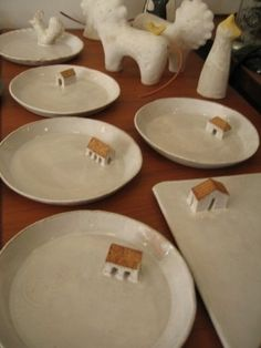 house plates ~Mokoto Kagoshima