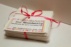 Sentiment Quilt Kit Alternative to Guest Books Signature Quilt for Baby Showers Graduations Retirements or Weddings. $275.00, via Etsy.
