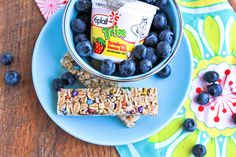 Need a healthy and tasty after-school snack idea? Here's one! #ad