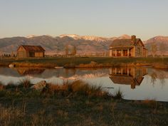 Family Compound - Montana