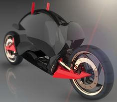 Biran Motorcycle Concept by Adam Krzakala