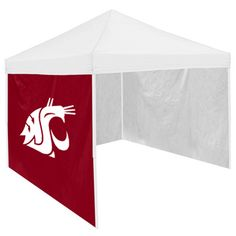 Wind, rain, or snow won't stop your tailgate with this Cougars canopy!