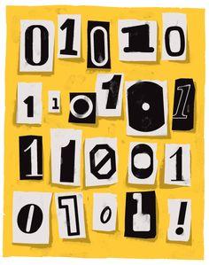 Type Illustrations byChristoph Niemann
