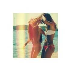 summer icons ❤ liked on Polyvore