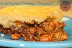 Army Ever After: Cornbread Cowboy Casserole