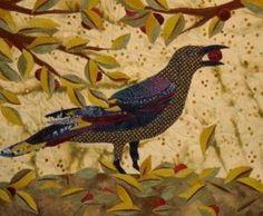 berri, crow print