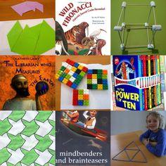 One family's living math homeschool curriculum
