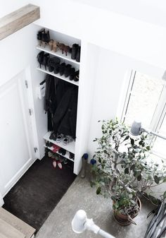 inspo for hallway